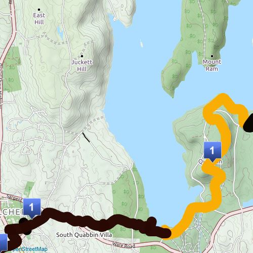 QCT- QUABBIN CIRCUIT TRAIL PROPOSAL